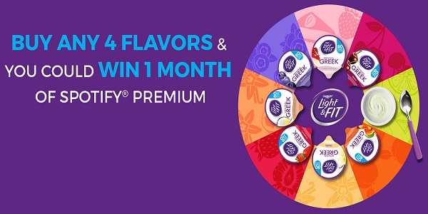 Lightandfit.com Mix Up the Flavor Sweepstakes